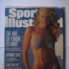 Coleccionismo deportivo: SPORTS ILLUSTRATED WINTER 1999 - REBECCA ROMJIN. Lote 42669994
