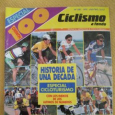 Coleccionismo deportivo: REVISTA CICLISMO A FONDO N º 100 1993 ESPECIAL CICLOTURISMO PRINTATOR . Lote 42844596