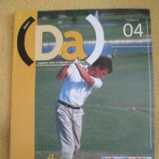 Coleccionismo deportivo: DA REVISTA SOBRE DEPORTE EN ANDALUCIA 4 JULIO 2002. Lote 42847988