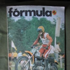 Coleccionismo deportivo: REVISTA FORMULA PRUEBA DUCATI 1973. Lote 42895893