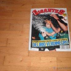Coleccionismo deportivo: BALONCESTO.REVISTA. GIGANTES DEL BASKET. Nº231 ABRIL 1990.. Lote 66192822
