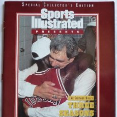 Coleccionismo deportivo: MICHAEL JORDAN - REVISTA ESPECIAL DE ''SPORTS ILLUSTRATED'' (1993) - TERCER ANILLO - NBA. Lote 44056198