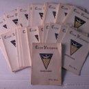 Coleccionismo deportivo: CESTA-PUNTA – BOLETÍN OFICIAL CLUB VASCONIA – BARCELONA – DEL 1 AL 42 – AÑOS 1959-63. Lote 44240116