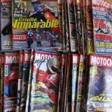 Coleccionismo deportivo: LOTE DE MAS DE 50 REVISTAS DE MOTOCICLISMO. Lote 44438235