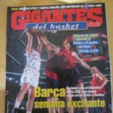 Coleccionismo deportivo: GIGANTES DEL BASKET. NO. 752 - ABRIL - 2000. Lote 44470428