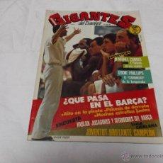 Coleccionismo deportivo: GIGANTES DEL BASKET Nº 49. MANEL COMAS. EDDIE PHILLIPS. JOVENTUT. JUGADORES Y SEGUIDORES DEL BARÇA.. Lote 44629994