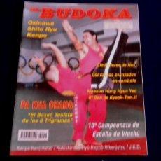 Coleccionismo deportivo: ARTES MARCIALES / EL BUDOKA / REVISTA Nº254. Lote 44893067