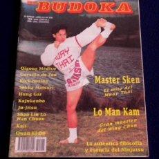 Coleccionismo deportivo: ARTES MARCIALES / EL BUDOKA / REVISTA Nº226. Lote 44893227