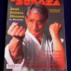 Coleccionismo deportivo: ARTES MARCIALES / EL BUDOKA / REVISTA Nº264. Lote 44893308