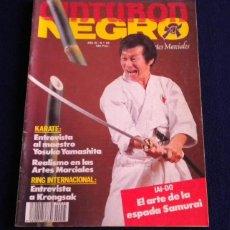 Coleccionismo deportivo: ARTES MARCIALES / CINTURON NEGRO / REVISTA Nº25. Lote 44893606