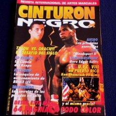 Coleccionismo deportivo: ARTES MARCIALES / CINTURON NEGRO / REVISTA Nº79 ***BRUCE LEE***. Lote 44893899