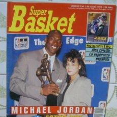 Coleccionismo deportivo: 130 REVISTA BALONCESTO NBA SUPERBASKET JUNIO 1992 MICHAEL JORDAN MVP NBA. Lote 44900648