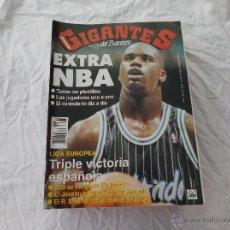 Coleccionismo deportivo: GIGANTES DEL BASKET Nº 418: EXTRA NBA, TODAS LAS PLANTILLAS, JUGADORES, CALENDARIO. DIAZ MIGUEL. . Lote 44998191