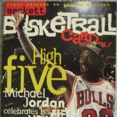 Coleccionismo deportivo: MICHAEL JORDAN - REVISTA ''BECKETT BASKETBALL'' - 1997. Lote 206189710
