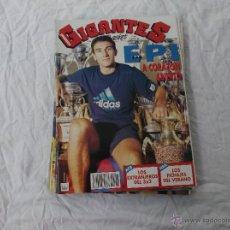 Coleccionismo deportivo: GIGANTES DEL BASKET Nº 357: EPI. POSTER DE TONY KUKOC Y DETLEF SCHREMPF. VELIMIR PERASOVIC . Lote 45340749