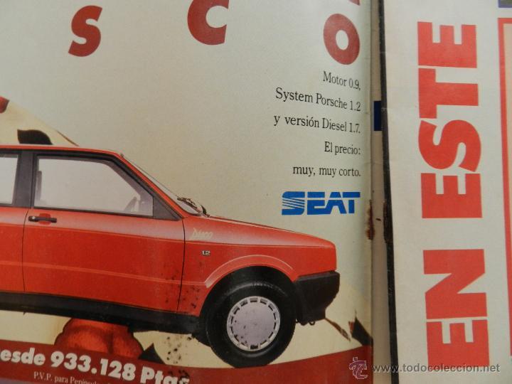 Coleccionismo deportivo: REVISTA GIGANTES DEL BASKET Nº 153-1988 JJOO SEUL 88 URSS CAMPEON-POSTER MARGALL-SELECCIÓN ESPAÑOLA - Foto 3 - 45429178