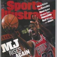 Coleccionismo deportivo: MICHAEL JORDAN - REVISTA ''SPORTS ILLUSTRATED'' (1998) - NBA. Lote 45840974