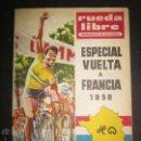 Coleccionismo deportivo: REVISTA CICLISMO - RUEDA LIBRE - ESPECIAL VUELTA A FRANCIA - (V-1309). Lote 45866920