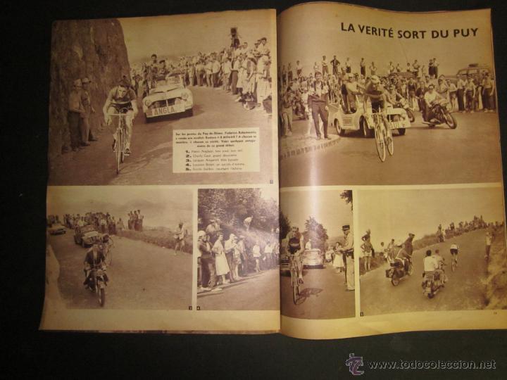 Coleccionismo deportivo: REVISTA CICLISMO - MIROIR SPRINT - FEDERICO BAHAMONTES - (V-1310) - Foto 3 - 45866958