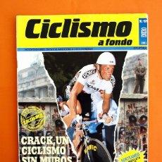 Coleccionismo deportivo: CICLISMO A FONDO - Nº 67 - AÑO 1991 -. Lote 46014547