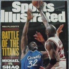 Coleccionismo deportivo: MICHAEL JORDAN - REVISTA ''SPORTS ILLUSTRATED'' - MAYO DE 1995 - NBA. Lote 202729708
