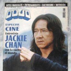 Coleccionismo deportivo: REVISTA DOJO ARTES MARCIALES Nº 318,M ENTREVISTA JACKIE CHAN CON POSTER.. Lote 46771383