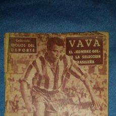 Coleccionismo deportivo: COLECCION IDOLOS DEL DEPORTE VAVÁ. Lote 47161451