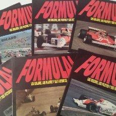 Coleccionismo deportivo: FORMULA 1. Lote 47724507