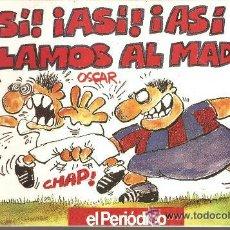 Coleccionismo deportivo: ¡ ASI ! ¡ ASI ! ¡ ASI ! PILLAMOS EL MADRID . Lote 47941480