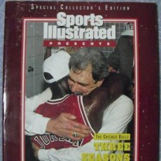 Coleccionismo deportivo: MICHAEL JORDAN - REVISTA ESPECIAL DE ''SPORTS ILLUSTRATED'' (1993) - TERCER ANILLO - NBA. Lote 48442886