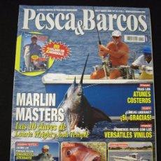 Coleccionismo deportivo: REVISTA PESCA Y BARCOS. NÚMEROS 1-38 Y ESPECIAL JULIO 2008. PERFECTO ESTADO. Lote 48982550