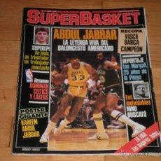 Coleccionismo deportivo: BALONCESTO.REVISTA SUPERBASKET Nº2 ABRIL 1986.. Lote 49037242