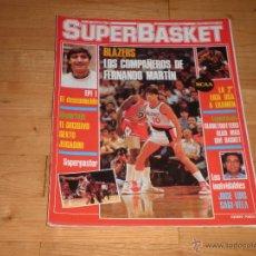 Coleccionismo deportivo: BALONCESTO.REVISTA SUPERBASKET Nº10 DICIEMBRE 1986.. Lote 49037330