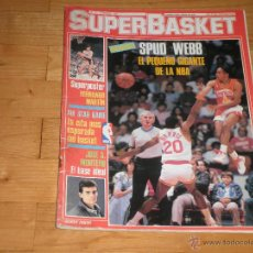 Coleccionismo deportivo: BALONCESTO..REVISTA SUPERBASKET Nº12 FEBRERO1987.. Lote 49037348