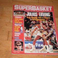 Coleccionismo deportivo: BALONCESTO.REVISTA SUPERBASKET Nº16 JUNIO 1987.. Lote 49037372