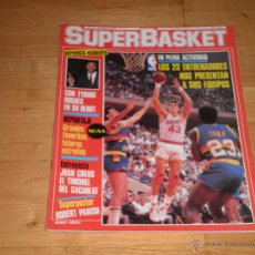 Coleccionismo deportivo: BALONCESTO.REVISTA SUPERBASKET Nº22 DICIEMBRE 1987.. Lote 49037423