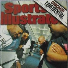 Coleccionismo deportivo: MICHAEL JORDAN & CHICAGO BULLS - REVISTA ''SPORTS ILLUSTRATED'' (MAYO 1998) - NBA. Lote 49158670