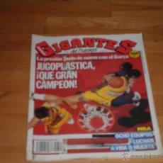 Coleccionismo deportivo: BALONCESTO. REVISTA GIGANTES DEL BASKET. Nº 234. 1990.. Lote 49234399