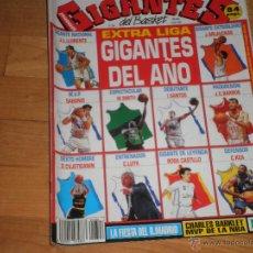 Coleccionismo deportivo: BALONCESTO. REVISTA GIGANTES DEL BASKET. Nº 396.1993. Lote 49250914