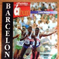 Coleccionismo deportivo: SUPLEMENTO EL PERIÓDICO OLIMPIADAS BARCELONA-92 (VER DESCRIPCIÓN). Lote 49349184