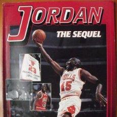Coleccionismo deportivo: MICHAEL JORDAN - LIBRO ''THE SEQUEL'' - RETORNO DE 1995 - NBA. Lote 247449430
