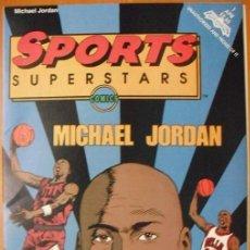Coleccionismo deportivo: MICHAEL JORDAN - CÓMIC AMERICANO (RAREZA). Lote 49793004