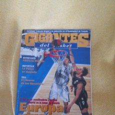 Coleccionismo deportivo: GIGANTES DEL BASKET. NO. 801 - MARZO - 2001. Lote 49927276
