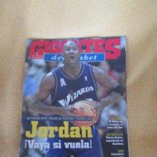 Coleccionismo deportivo: GIGANTES DEL BASKET. NO. 836 - NOVIEMBRE - 2001. Lote 49928273