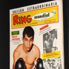 Coleccionismo deportivo: REVISTA BOXEO RING MUNDIAL EDICION EXTRAORDINARIA AÑO 1965. Lote 50306096