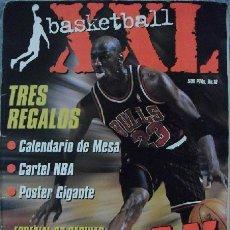 Coleccionismo deportivo: MICHAEL JORDAN - REVISTA ''XXL BASKET'' (1996) - NBA. Lote 50337559