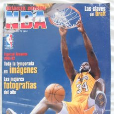 Coleccionismo deportivo: REVISTA OFICIAL NBA Nº 120 AGOSTO 2002. Lote 50516978