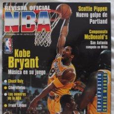 Coleccionismo deportivo: REVISTA OFICIAL NBA Nº 89 ABRIL 1999. Lote 201620817