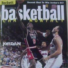 Coleccionismo deportivo: MICHAEL JORDAN - REVISTA ''BECKETT BASKETBALL'' Nº 102 (ENERO 1999) - NBA. Lote 50561548