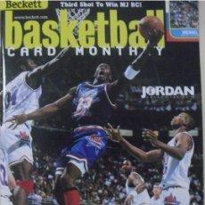 Coleccionismo deportivo: MICHAEL JORDAN - REVISTA ''BECKETT BASKETBALL'' Nº 103 (FEBRERO 1999) - NBA. Lote 50561570